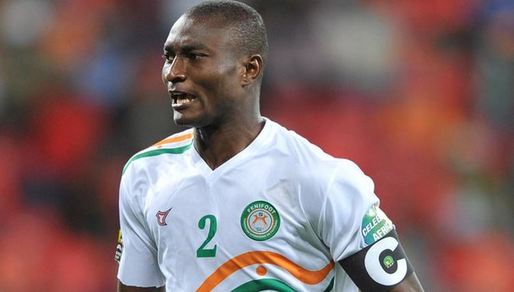 Football - 2013 Africa Cup of Nations Finals - Niger v Ghana - Nelson Mandela Bay Stadium - Port Elizabeth