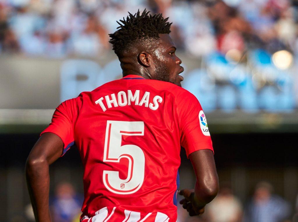 Louis Saha Man Utd Legend Says The Club Needs Thomas Partey