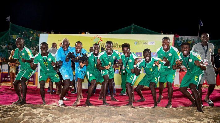 2020 Beach Soccer