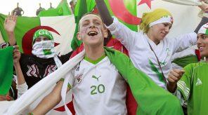 Algeria binational players