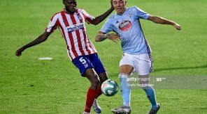 Thomas Partey vs Celta Vigo