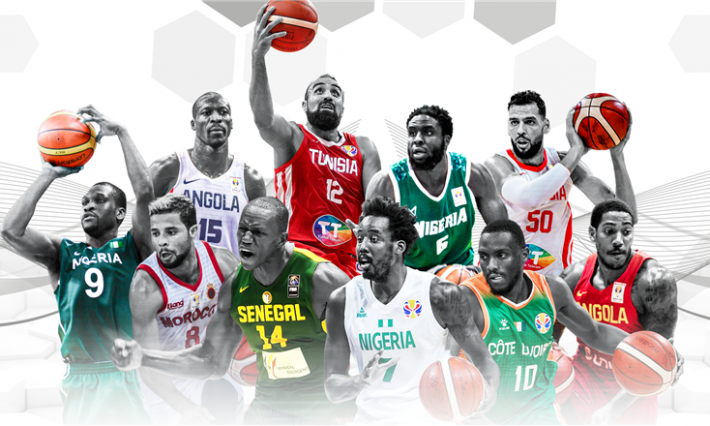 Top 10 African Basketball players
