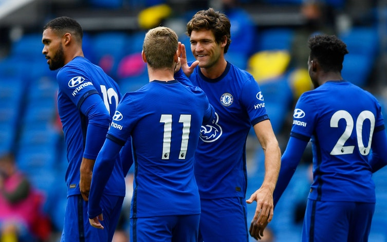 Brighton - Chelsea clash is highly waited as Frank Lampard is expected to line up his summer signings apart from Hakim Ziyech.