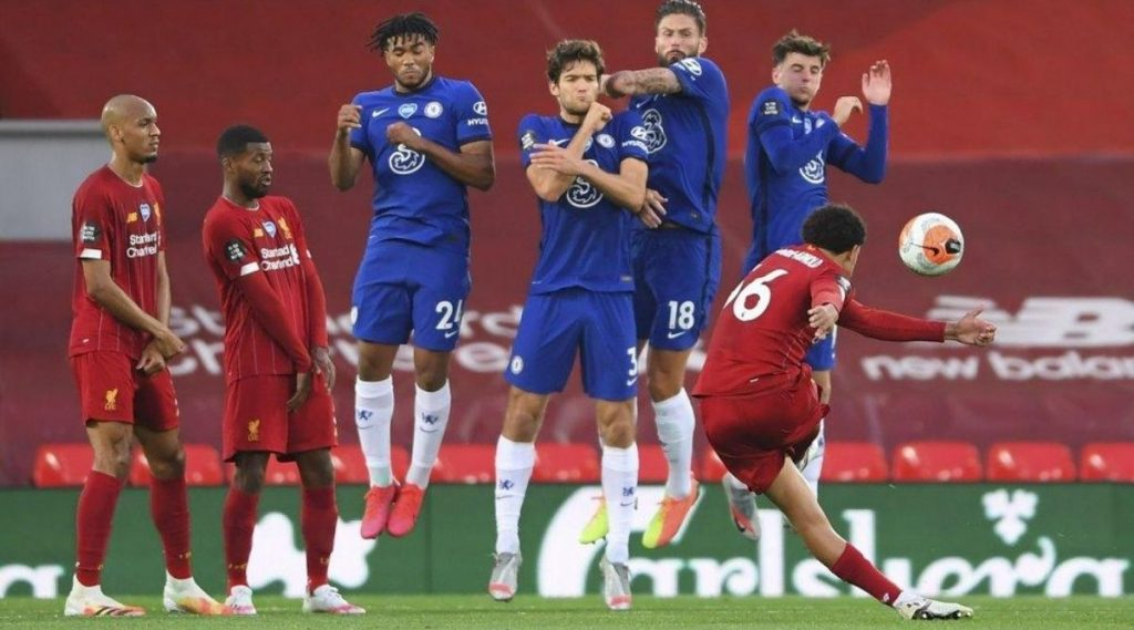 Chelsea V Liverpool Confirmed Starting Xi Havertz In Thiago Out