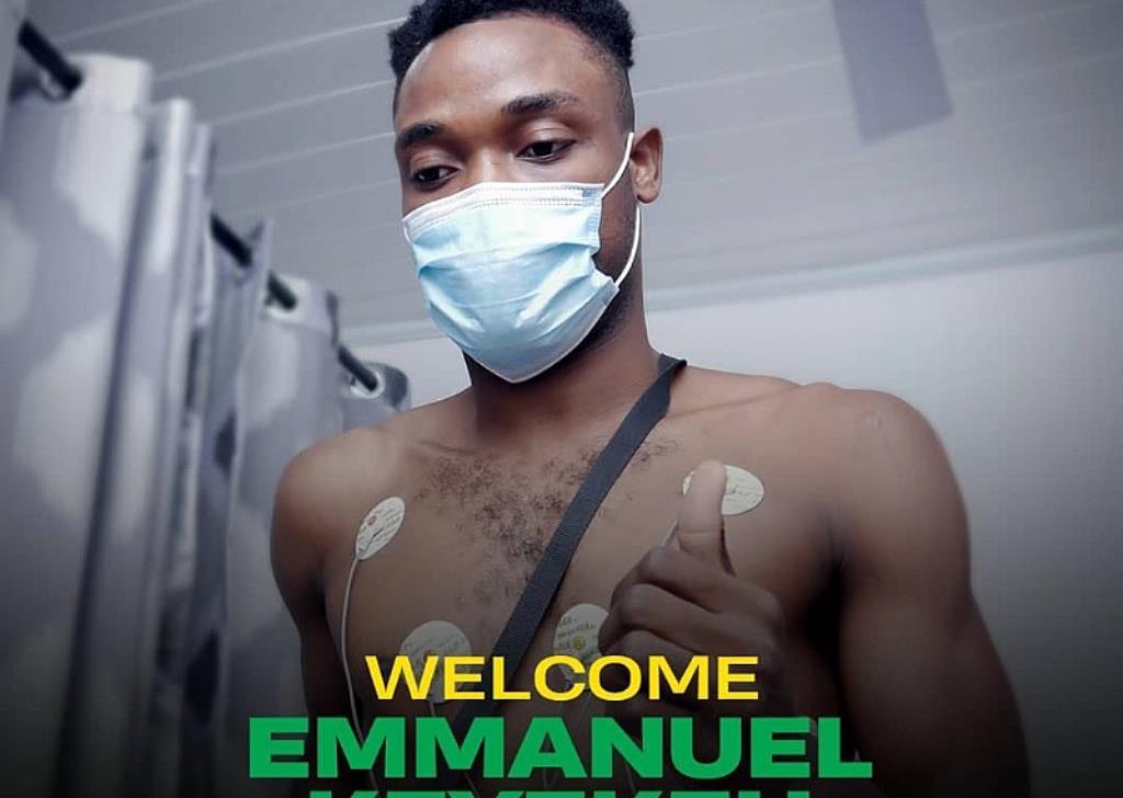 Emmanuel Keyekeh