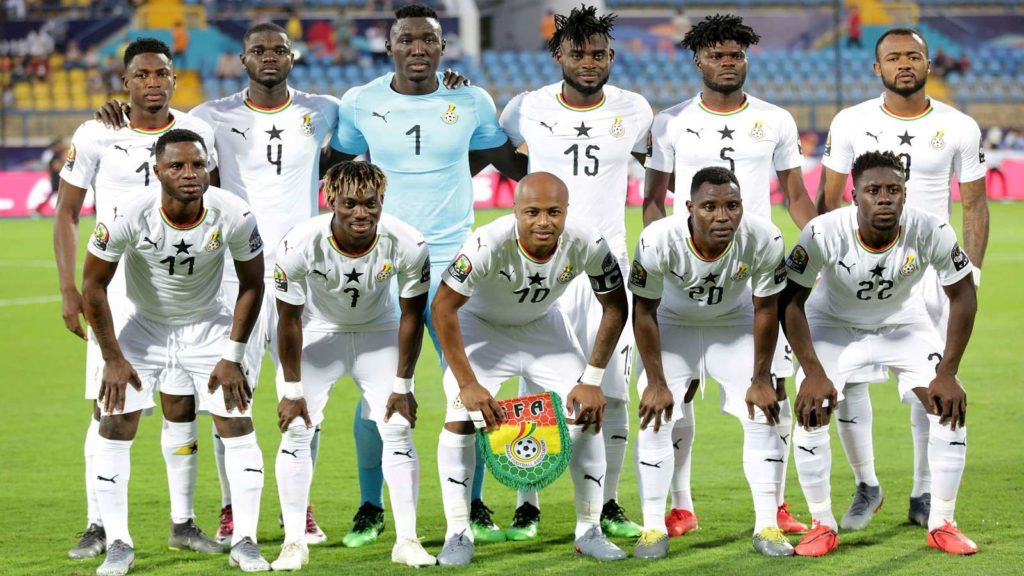 Ghana Black Stars to play friendly against Mali in October