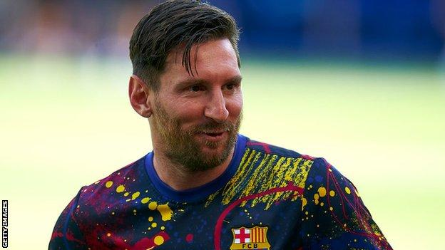 Leo Messi was determined to go, but he avoided going to clash with Barca board. @Getty Images
