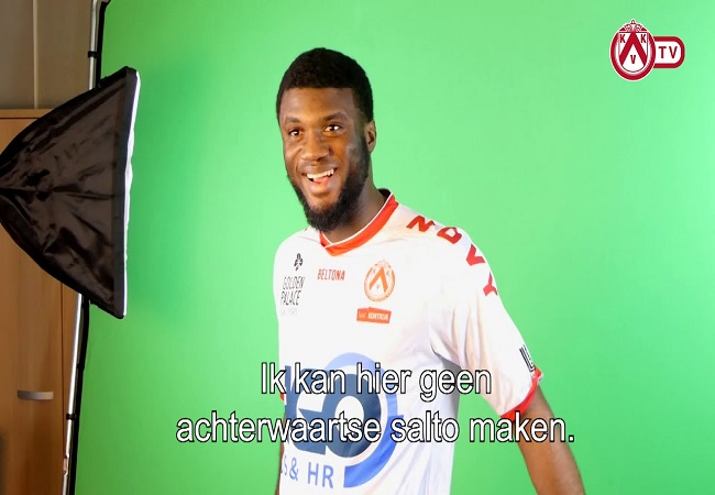 Terem Moffi Young Nigerian Striker In The Sight Of Fc Lorient