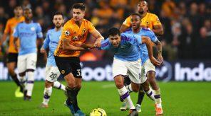 Wolverhampton - Manchester City