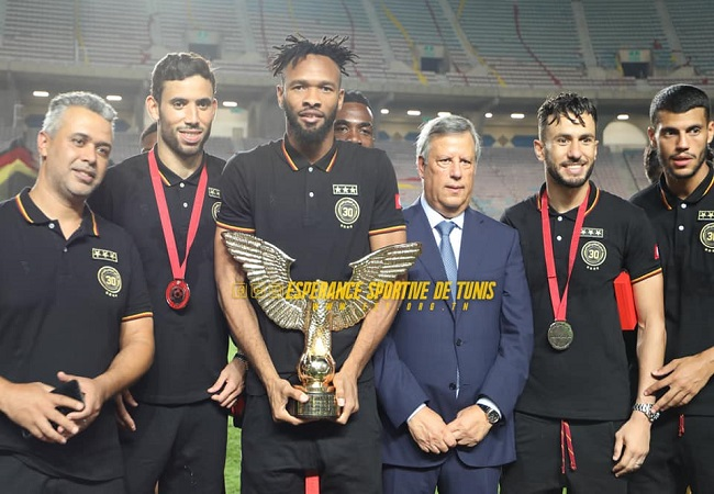 Esperance Sportive De Tunis The Club About To Achieve Season Record