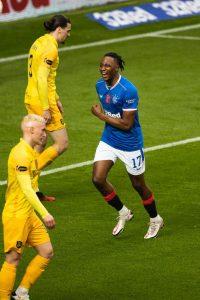 Super Eagles midfielder scores for Rangers as returned from injury against St Livingston