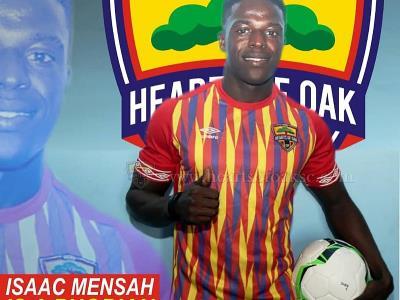 Isaac Mensah