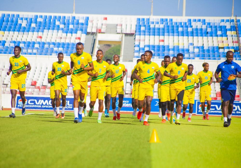 Cape Verde vs Rwanda