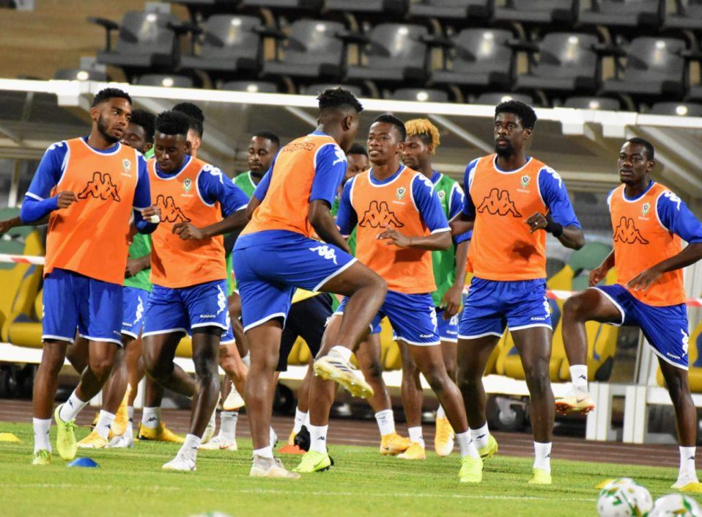 Gabon vs Gambie