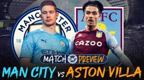 Manchester City - Aston Villa