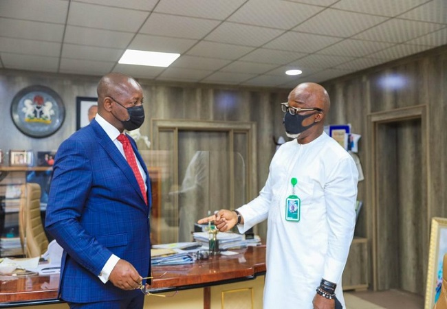 Amaju Pinnick Seeking Government Support For FIFA Council Election