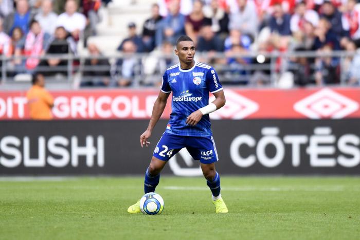 Alexander Djiku, RC Strasbourg.