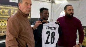Daniel Lomotey