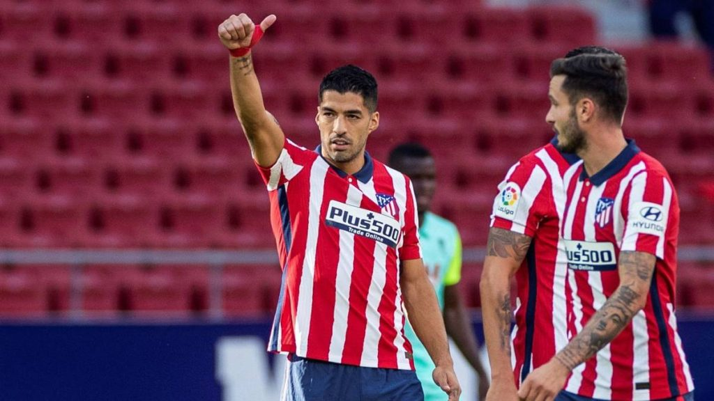 Atletico Madrid striker Luis Suarez will be a great threat for Blues.