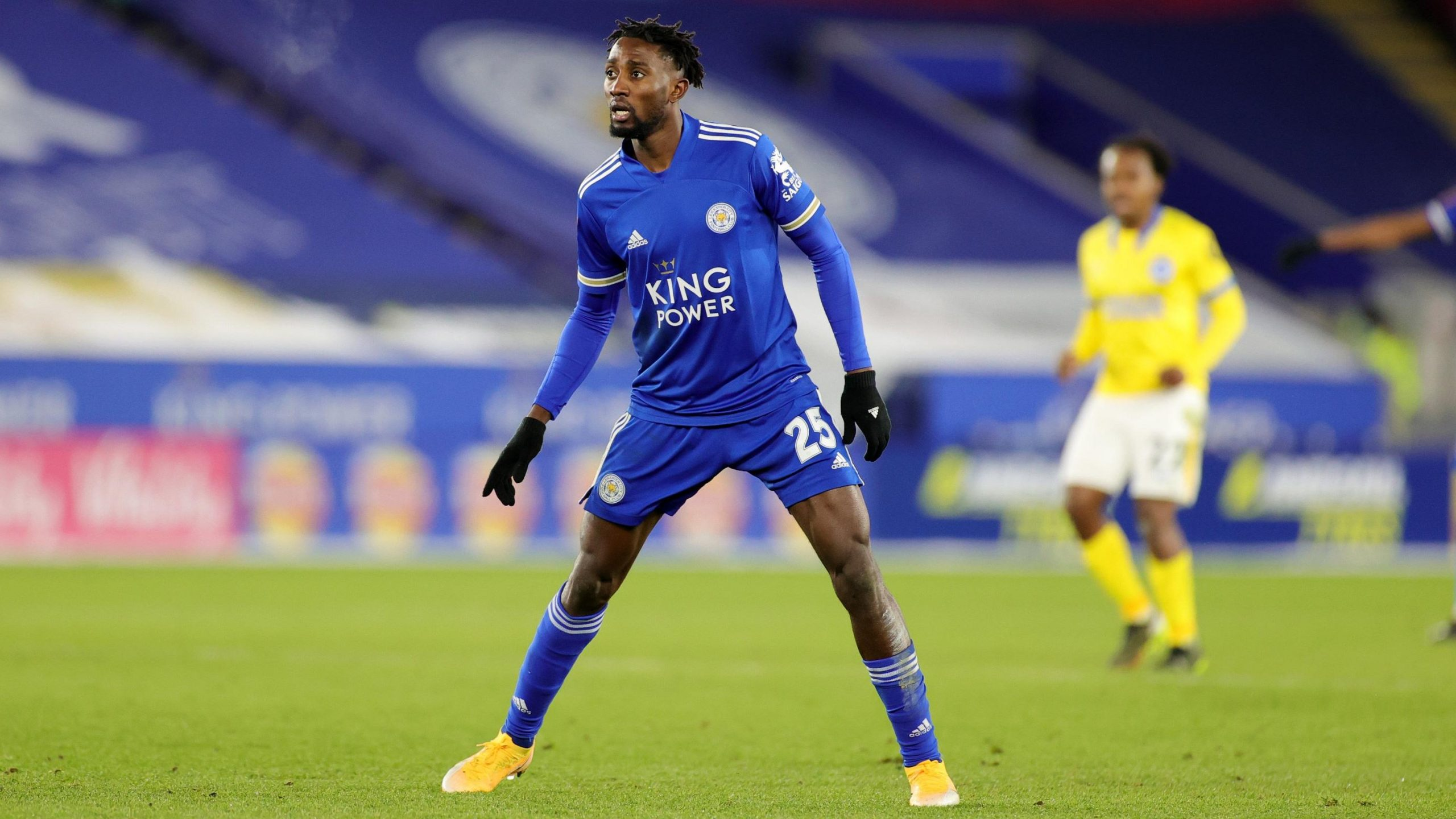 Wilfred Ndidi is one of the best players in the world - Brendan Rodgers