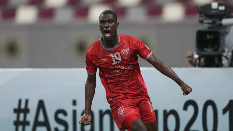 Almoez Ali has already six goals and six assists to his name in 17 appearances this season.