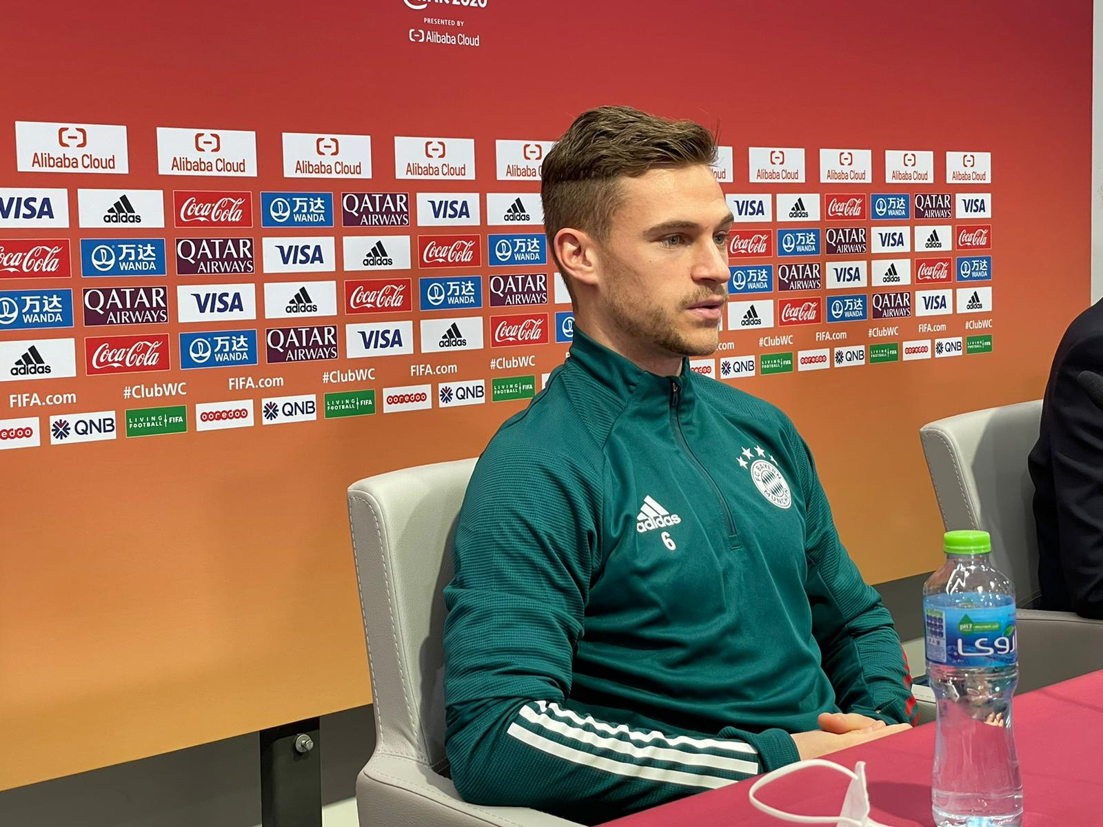 Joshua Kimmich : We are favourites to win against Al Ahly