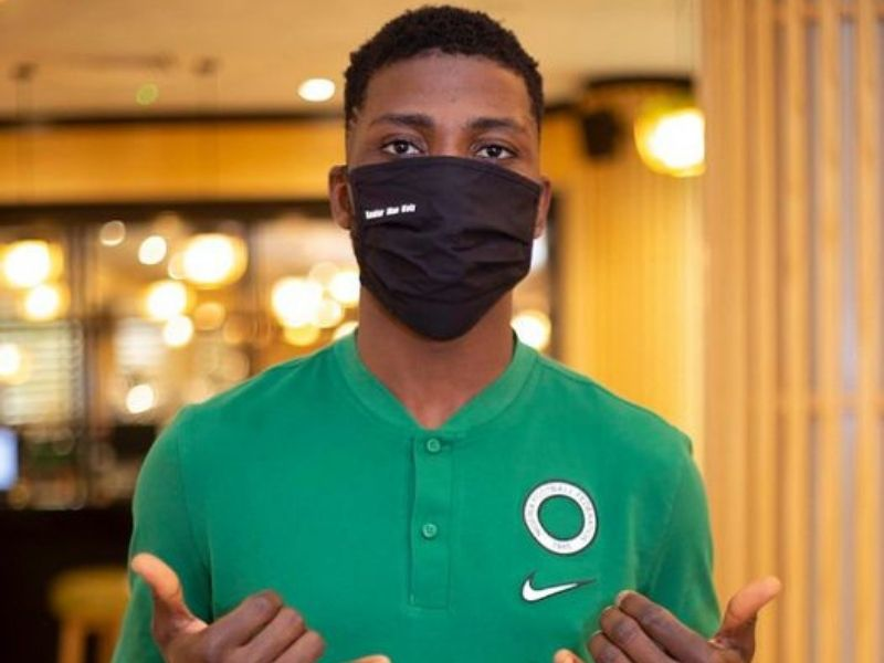 2021 AFCON qualifiers Kelechi Iheanacho finally arrives Super Eagles camp
