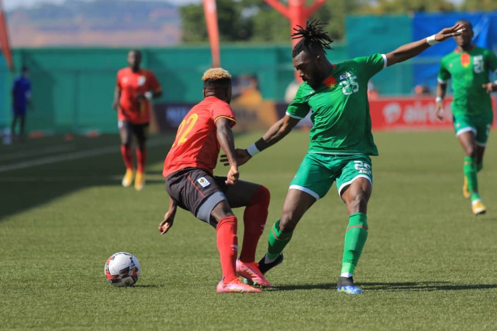 AFCON qualifiers : Burkina Faso get their ticket after goalless draw to  Uganda