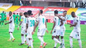 Black Stars end AFCON 2021 qualifiers in style with a win against Sao Tome