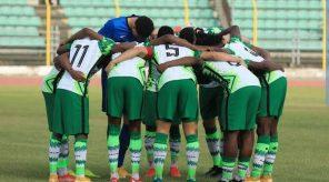 Nigeria vs Lesotho