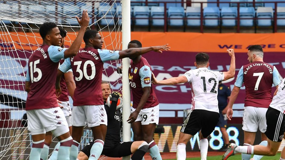 Sheffield United - Aston Villa