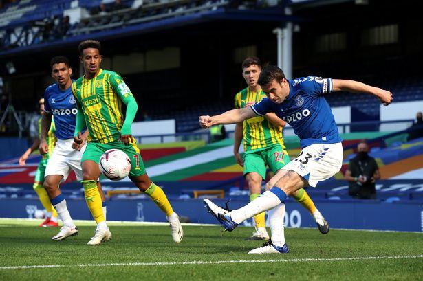 West Bromwich - Everton