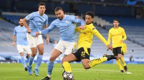 Dortmund - Man City