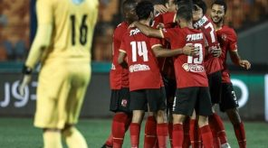 Mohamed Sherif scores twice to secure a win for Al Ahly in Cairo derby
