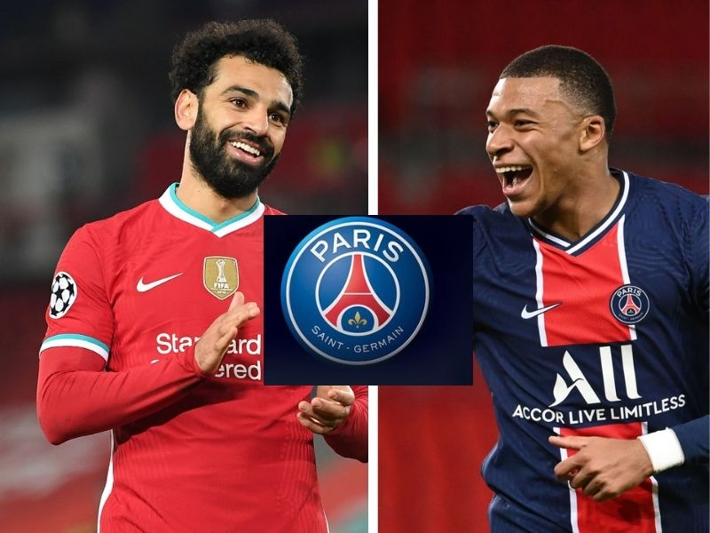 PSG identified Mo Salah as potential replacement of Kylian Mbappé - report