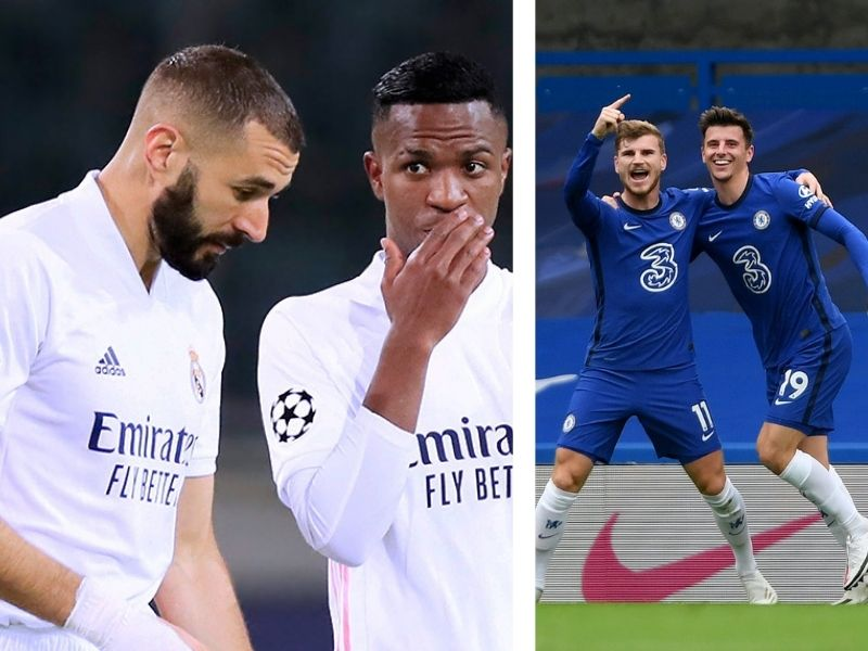 Real Madrid - Chelsea Confirmed lineups as Benzema, Mendy start