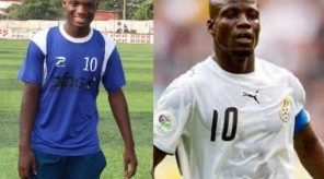 Rodney Appiah vows to do better than his dad Stephen Appiah