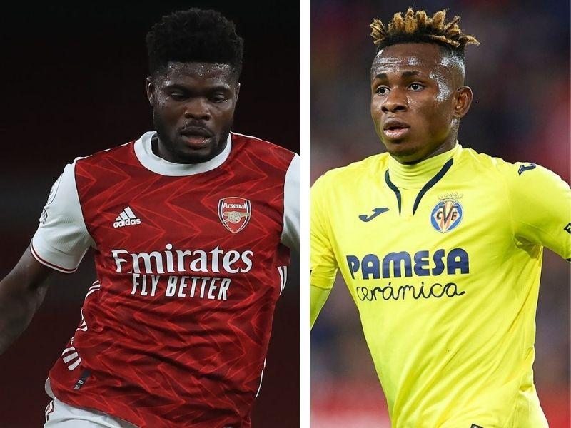 Villarreal - Arsenal confirmed lineups as Partey, Chukwueze start