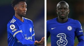 Wilfred Ndidi I don't focus on comparison with Ngolo Kanté