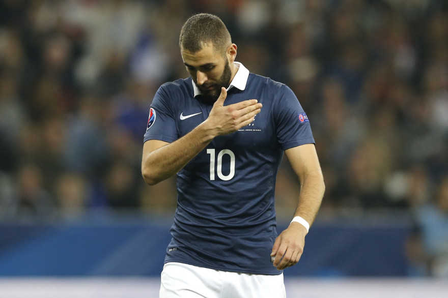 It means a lot for Karim Benzema to be back in France NT.