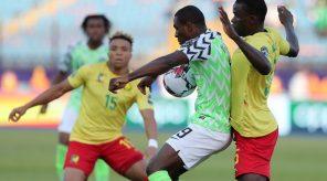Cameroon - Nigeria