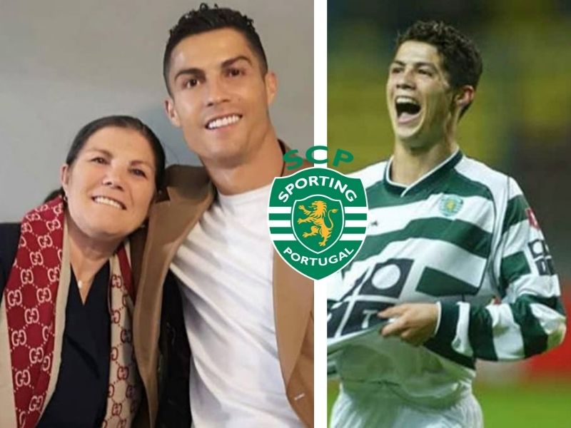 Cristiano Ronaldo's mother promises to convince him to back to FC Porto