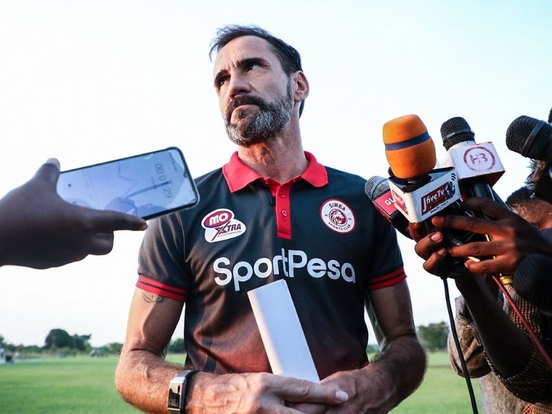 Didier Gomes optimistic before 2nd leg vs Chiefs Everything is possible