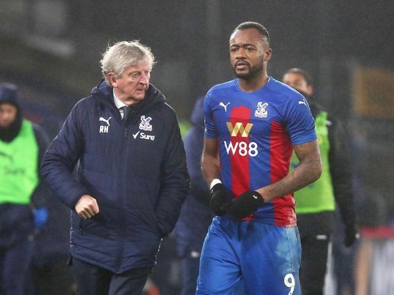 Jordan Ayew bits emotional tribute to retiring coach Roy Hodgson