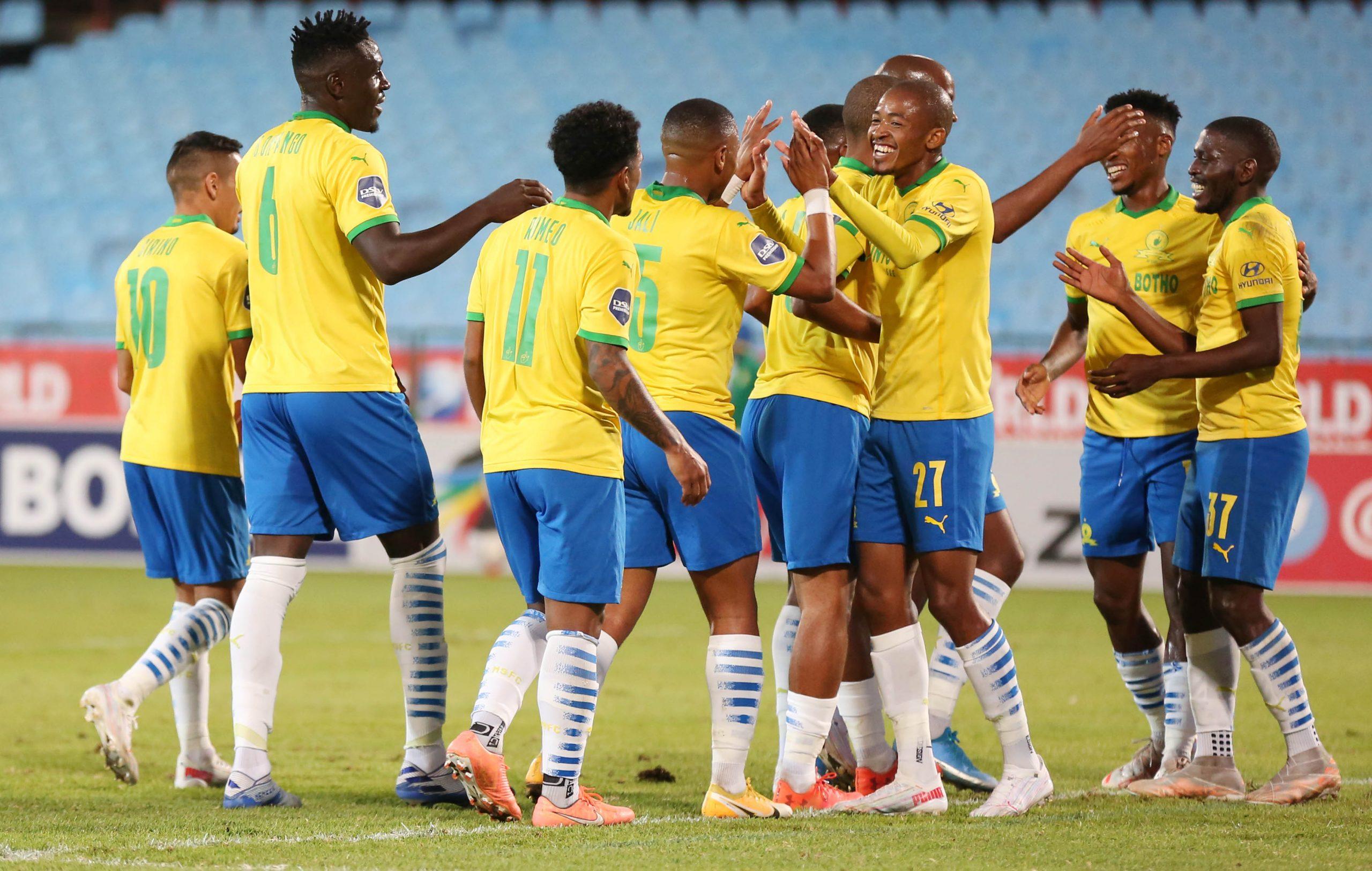 Mamelodi Sundowns clinch their 4th League title in 5 years ...