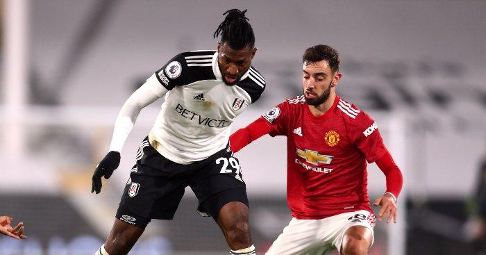 Zambo Anguissa wants to leave Fulham.