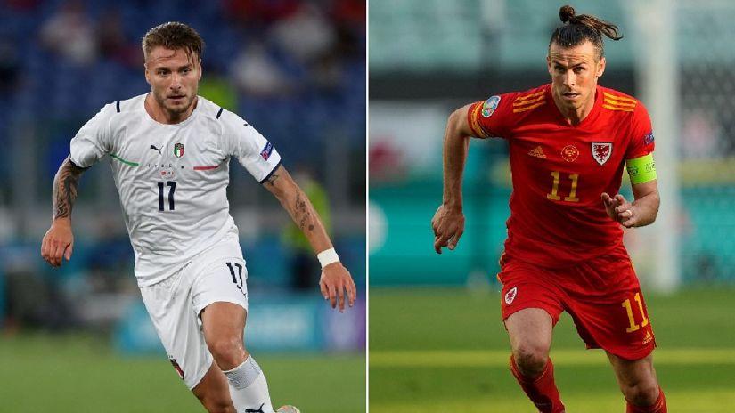 Italy vs Wales