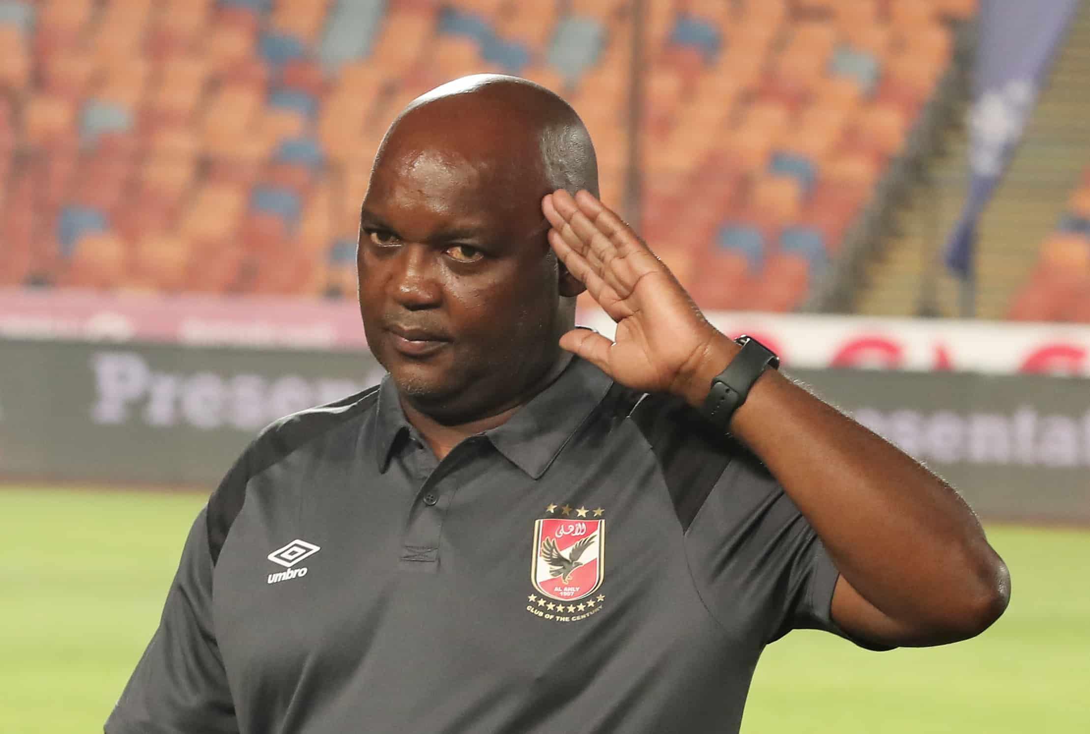 Pitso Mosimane makes history as Al Ahly reach CAF CL final again