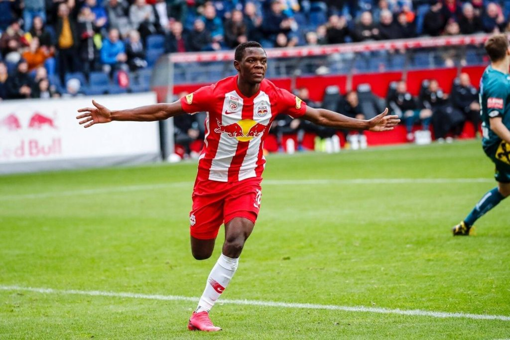 Patson Daka could join the Reds.