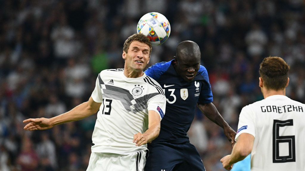 The midfield battle will be attractive in this France vs Germany.